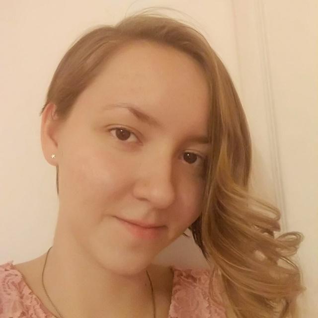 Алина Сергеева, 8А
